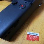 α6400やfimi palmに必要なSDカード